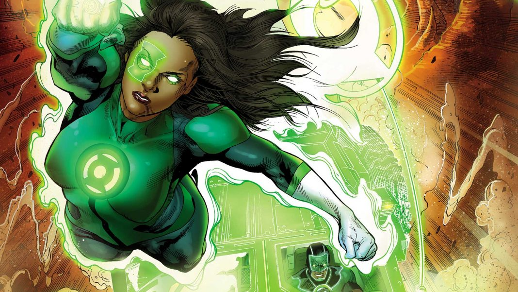 Green Lanterns #4 Review!