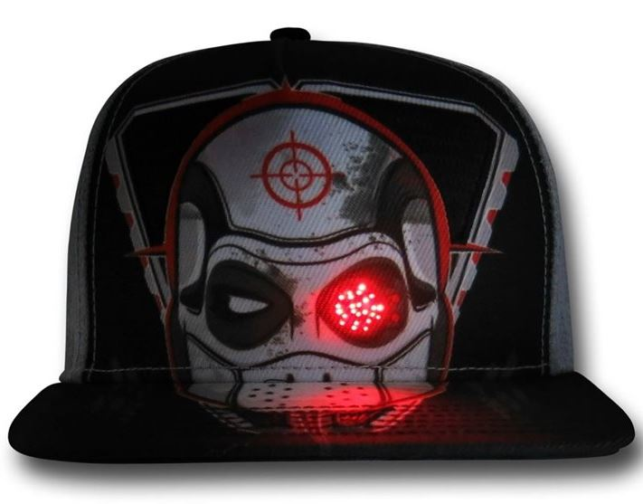 Suicide Squad Hats for Those Whose Craniums Survive Remote Detonation!