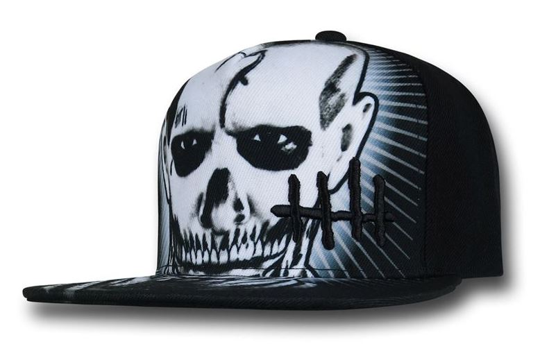 It's the Suicide Squad Diablo Dye Snapback Hat!