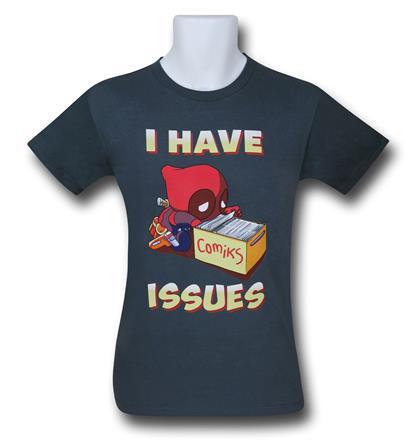 Deadpool's popularity!