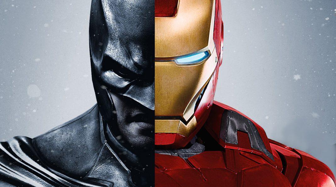 Batman vs. Iron Man! Who Will Win? YOU DECIDE!