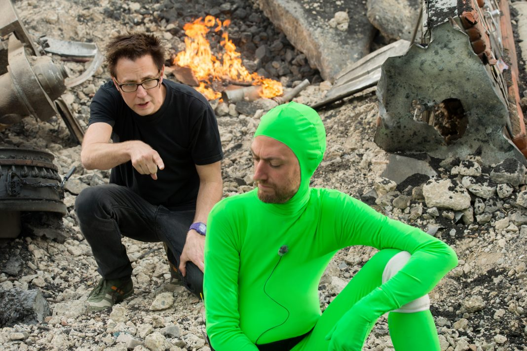 James Gunn Passed on Directing a DC Film