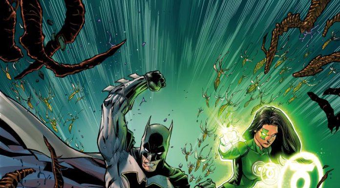 Justice League #2 Review: The JL vs. Nameless Alien Virus!