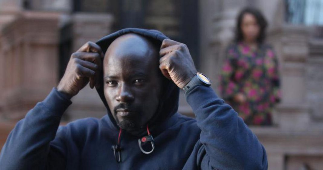Discussing Marvel's 'Luke Cage' Netflix Series with Mike Colter