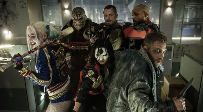 Suicide Squad Creator talks Critics