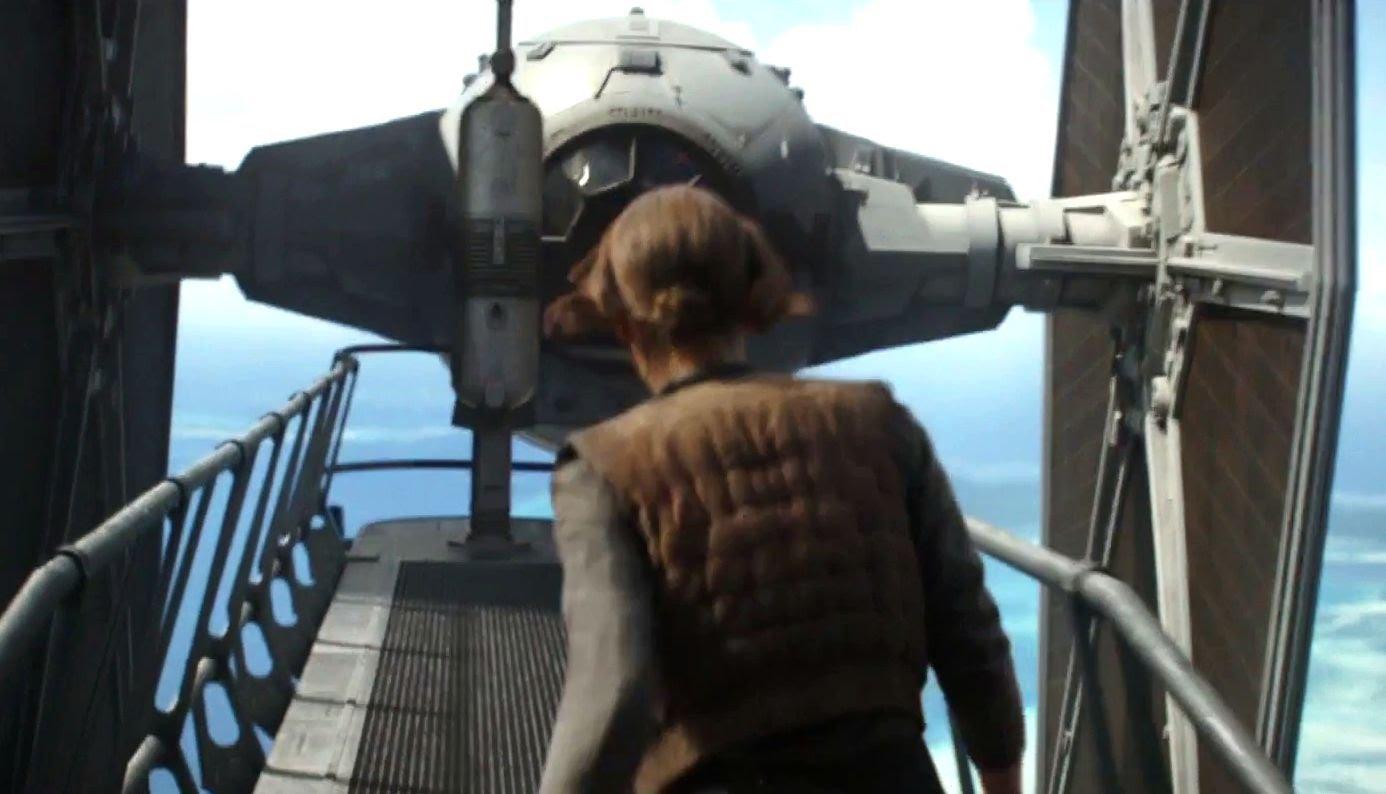 Star Wars Rogue One International Trailer