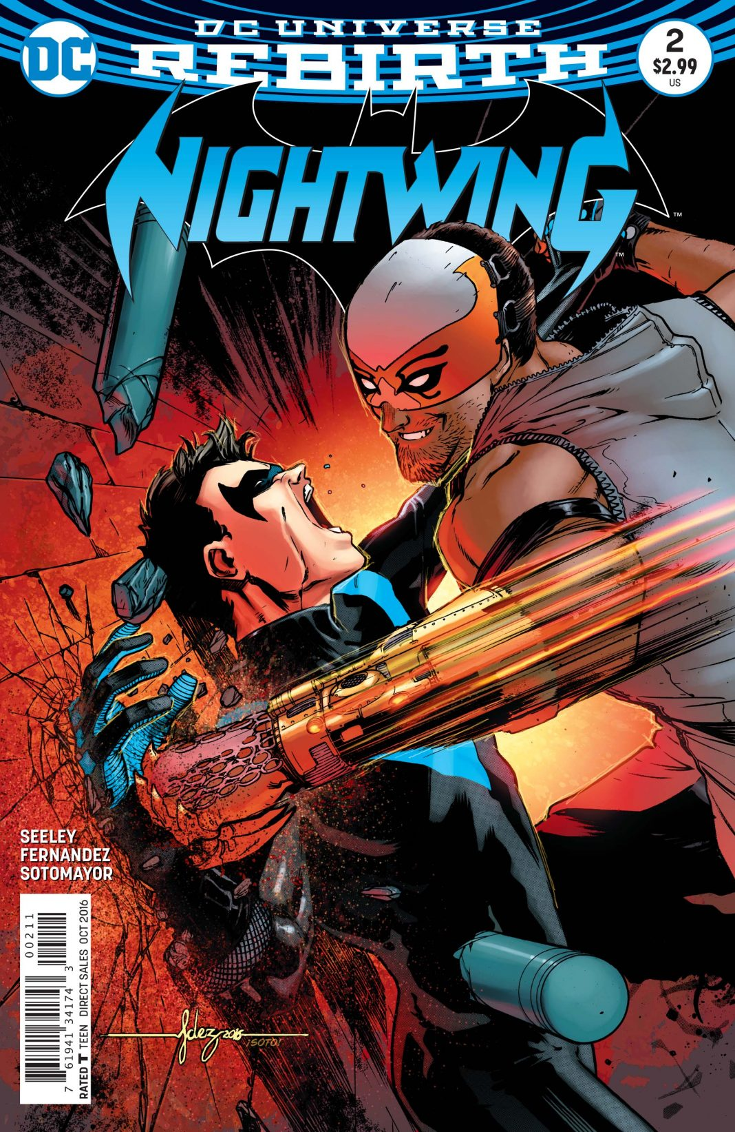 Nightwing #2 Review: Never a Dull Moment