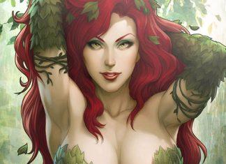 Batman villain Poison Ivy