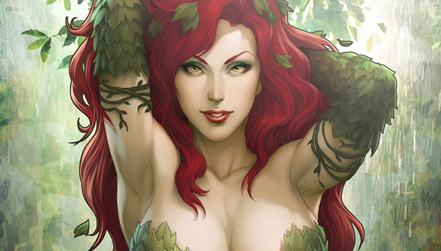 Batman villain Poison Ivy