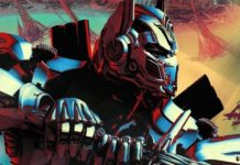 Paramount Releases First Transformers: The Last Knight Poster