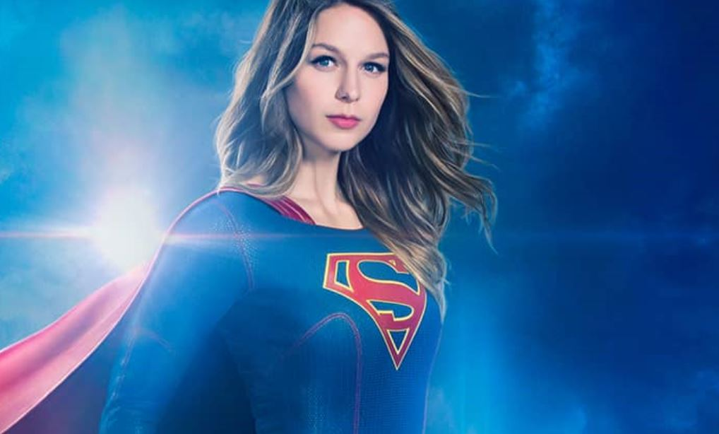 First Official Poster for SUPERGIRL Season 2!