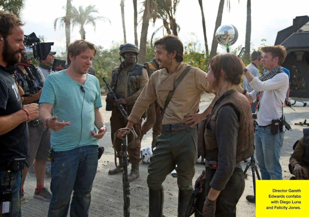 More New Images from Rogue One: A Star Wars Story!