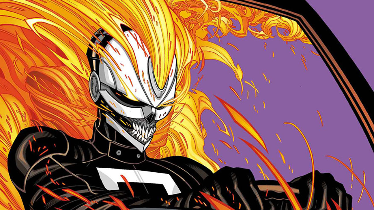 Why Robbie Reyes Got Tapped For Agents of S.H.I.E.L.D.