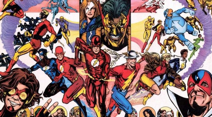 Everything You Need to Know About the New Villains of Flash Season 3