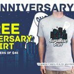 IIt's the Superherostuff 17th Anniversary Sale!