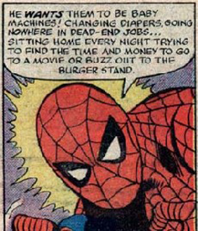 Five of the Weirdest Spider-Man Storylines Ever