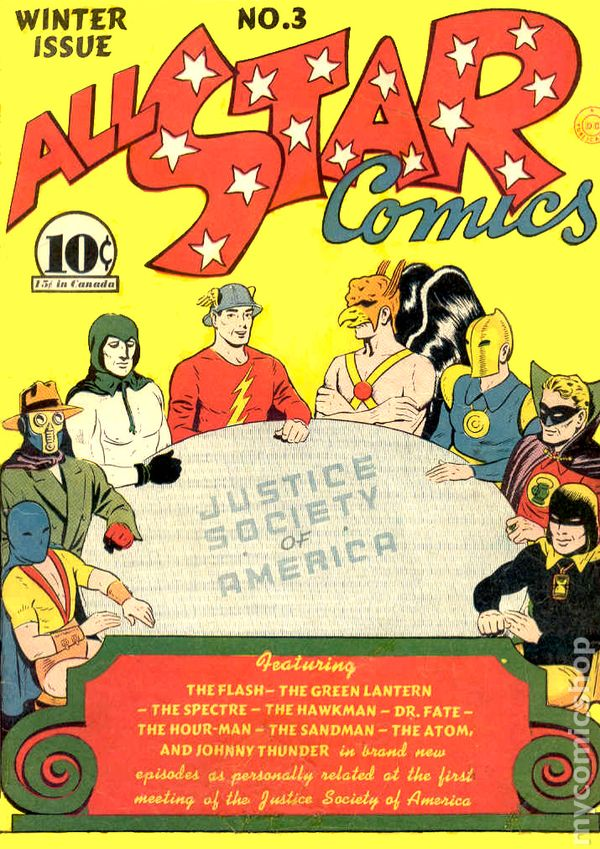 6 Awesome Facts about the JSA!