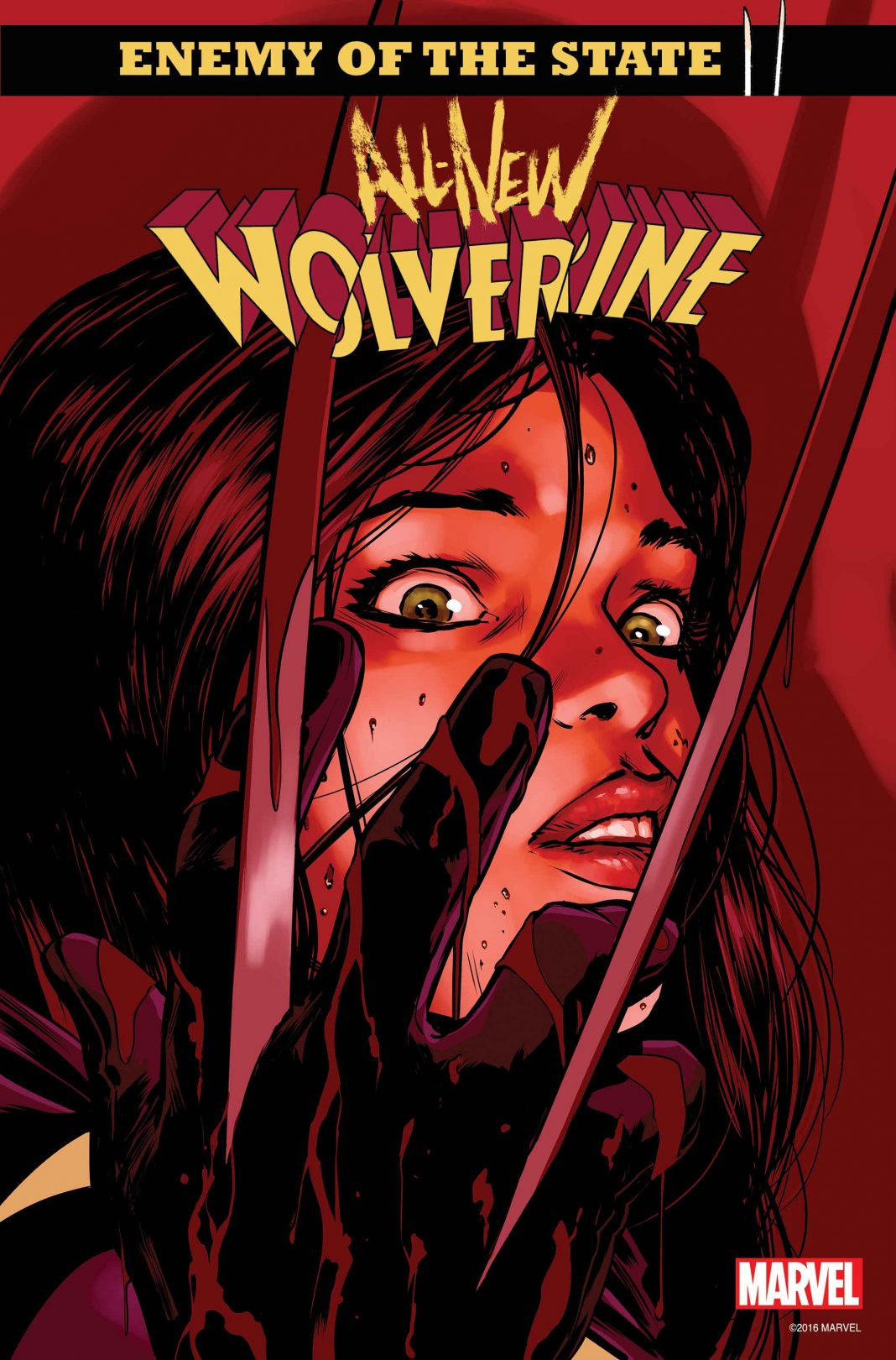 Enemy of the State II Begins: Your First Look at ALL-NEW WOLVERINE #13!