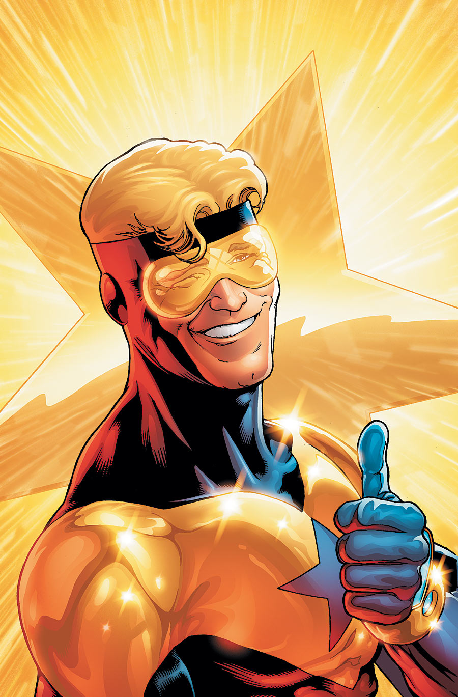 Booster Gold Movie
