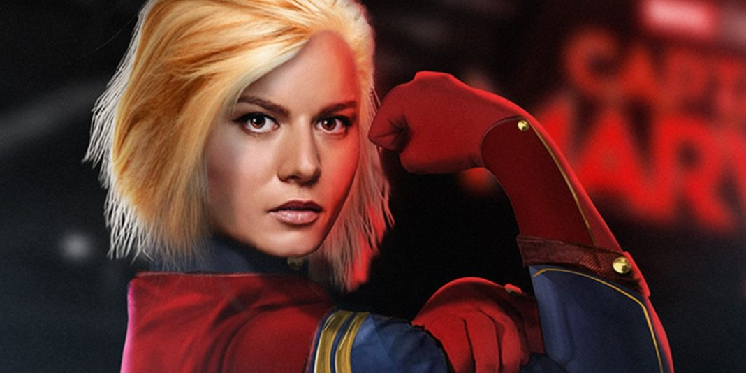 Brie Larson Explains Why She Accepted the Role of Captain Marvel