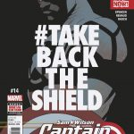 Your First  Look at CAPTAIN AMERICA: SAM WILSON #14!