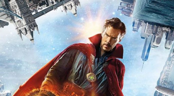 Impossibilities are Endless in New Doctor Strange Poster!