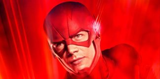 First Official Poster for 'The Flash' Season 3!