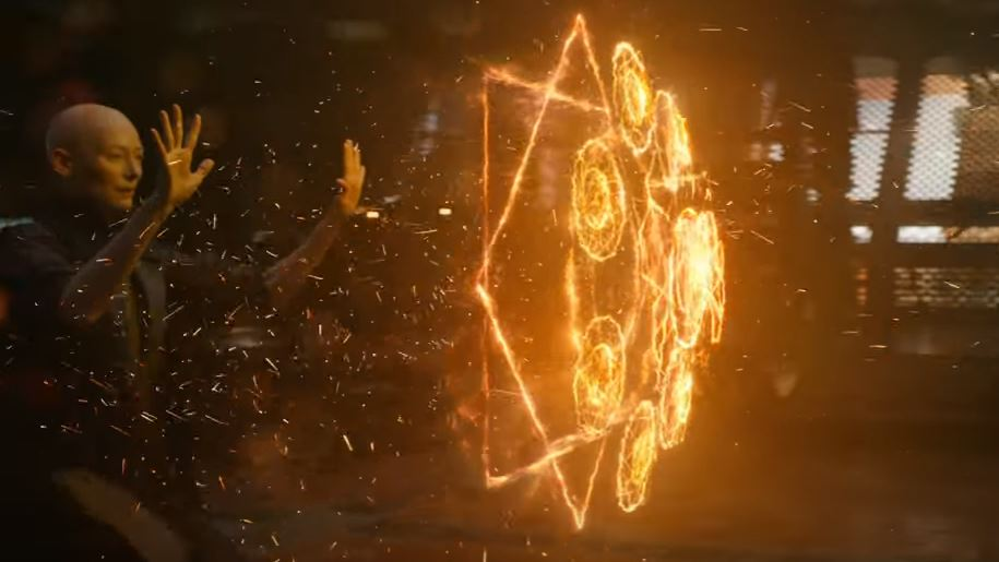 New IMAX Trailer for Doctor Strange!