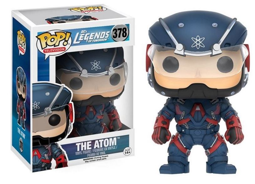 It's the The Atom TV Legends of Tomorrow Funko Pop Vinyl Figure