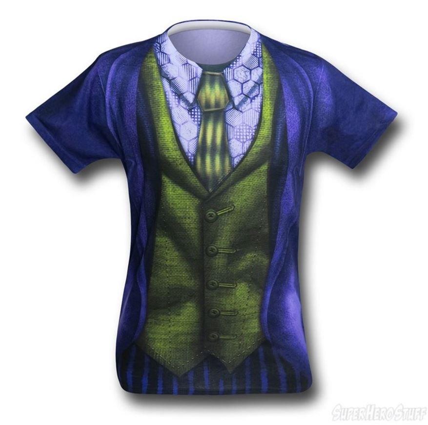 It's the Joker Suit-Up Sublimated Costume Men's T-Shirt!