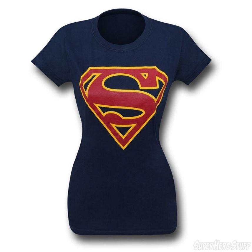 It's the Supergirl TV Symbol Women's T-Shirt!