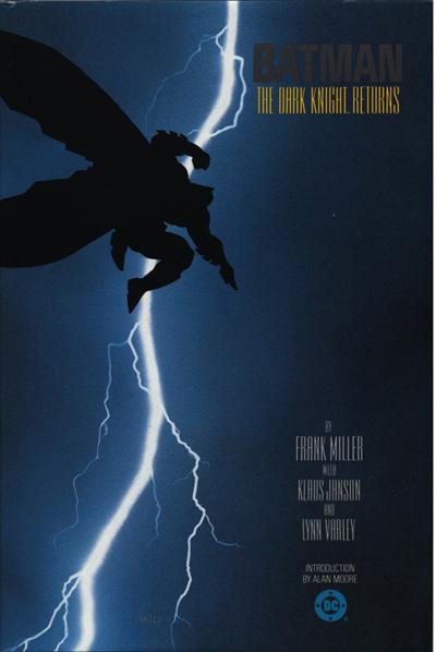 Retro Review- 'Batman: The Dark Knight Returns' Turns 30