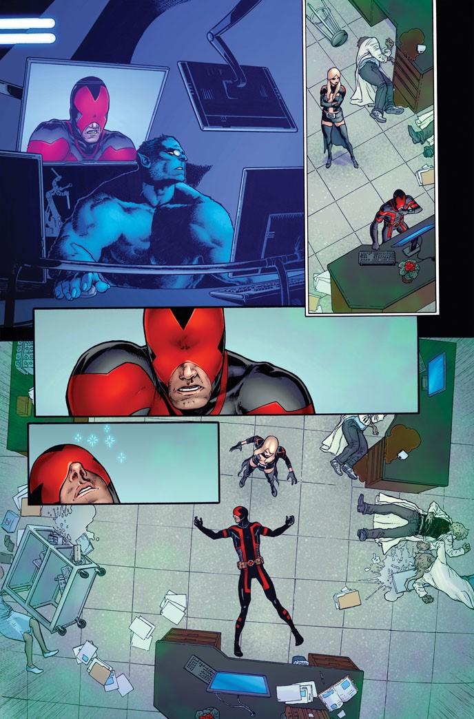 DEATH OF X #1 Prepares Mutants & Inhumans For War!