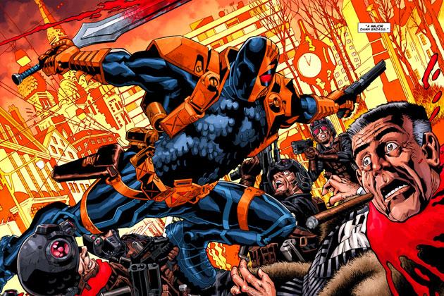 Who Is Deathstroke? 5 Coolest Highlights Regarding DCEU's New Batman Villain