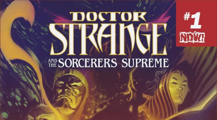 Doctor Strange and the Sorcerer's Supreme