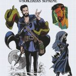 First Look at DOCTOR STRANGE AND THE SORCERERS SUPREME #1