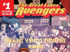 GREAT LAKES AVENGERS #1: Earth's Not So Mightiest Heroes Come to Marvel NOW!