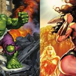 Hulk vs. Wonder Woman! Who Will Win? YOU DECIDE!