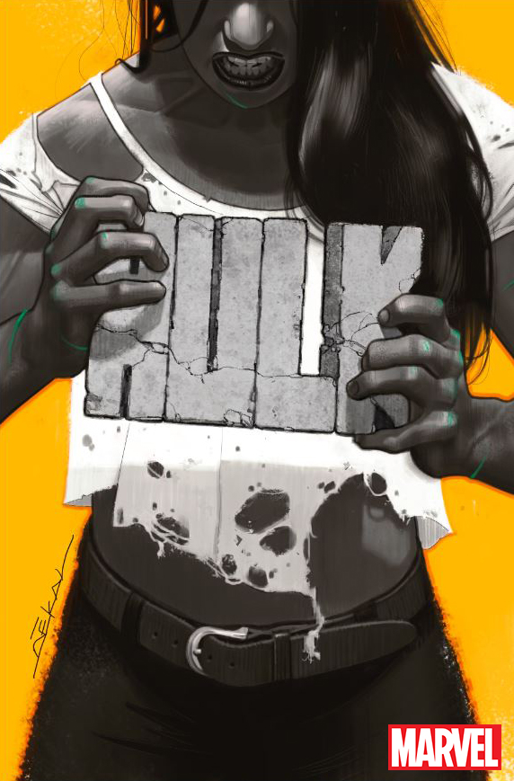 HULK #1 Smashes Into Marvel NOW! This December!