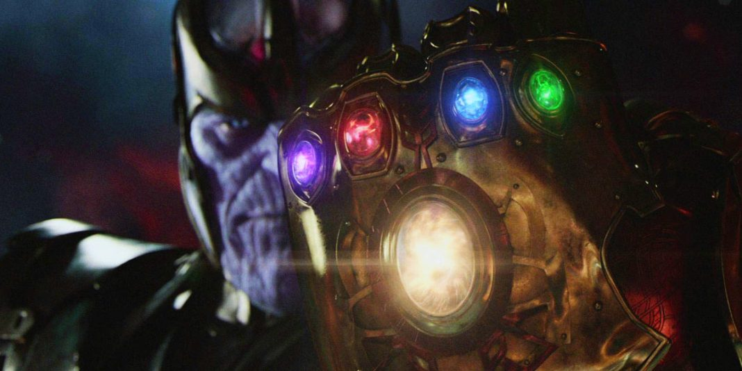 First Infinity War Rehearsal Image Reveals...THANOS!