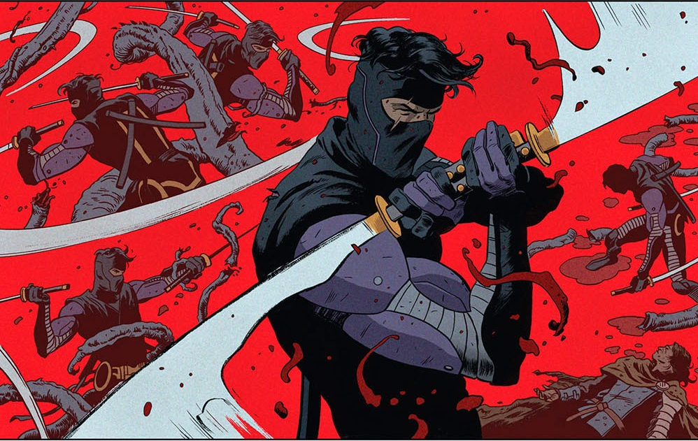 Valiant Debuts First Official Look at Ninjak from TOP-SECRET Live-Action Project