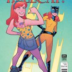 Your First Look at PATSY WALKER, A.K.A. HELLCAT! #11!
