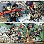 Power Man v. Lancelot?
