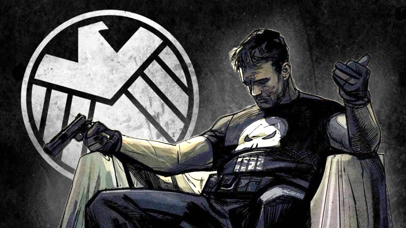 Is Jon Bernthal's Punisher Appearing in Agents of SHIELD??