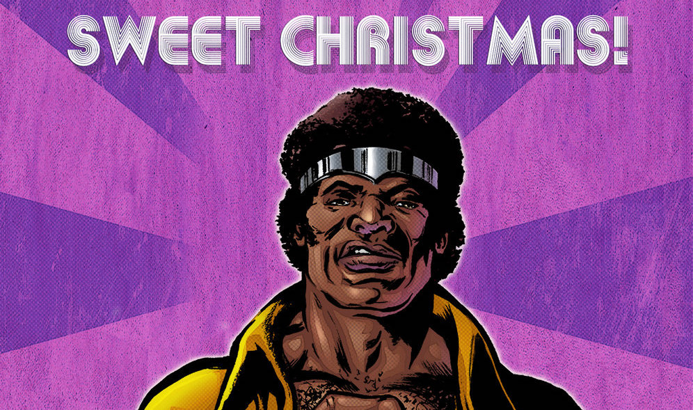 7 ridiculous instances where luke cage was forced to say sweet christmas