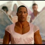 Okay, seriously, what is with wrestlers wearing tutus in movies?