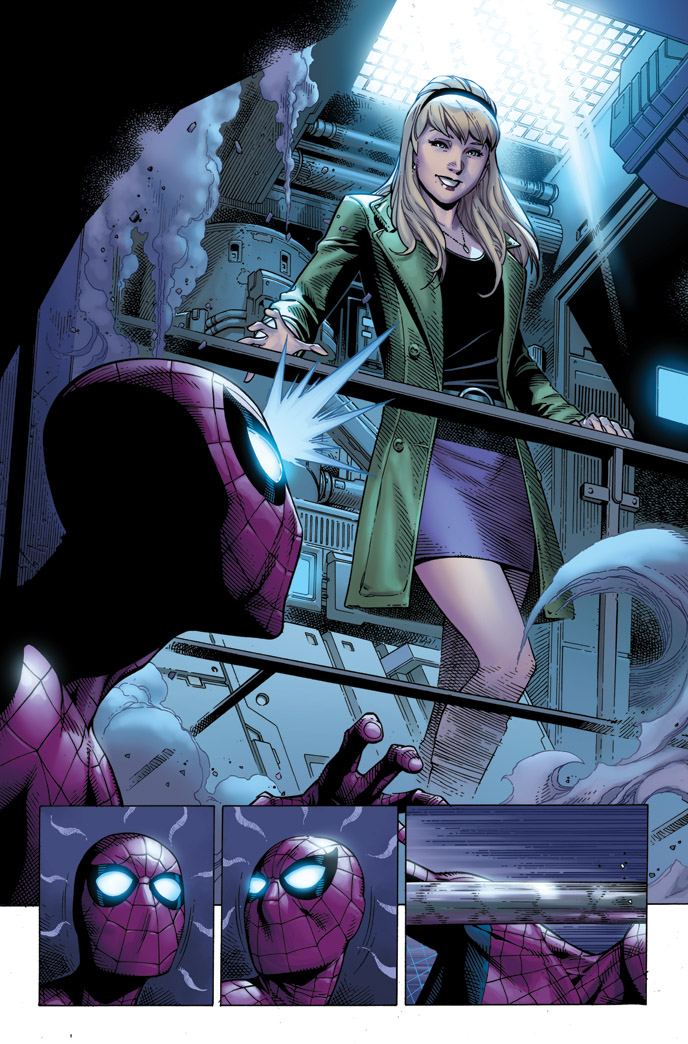THE CLONE CONSPIRACY #1: The Blockbuster Spider-Man Event of 2016!
