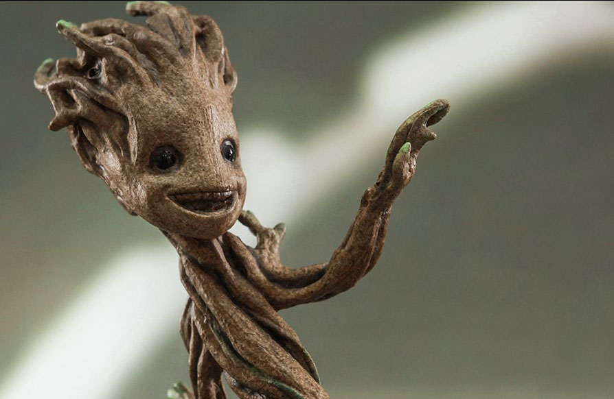 What's the Deal with Baby Groot?