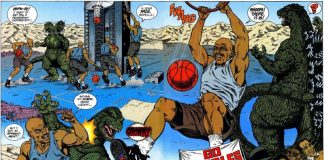 The Seven Strangest Comic Book Crossovers!