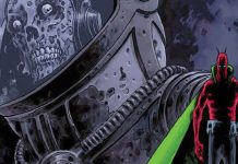 Black Hammer #3 Review: Strange Visitor From Another Planet